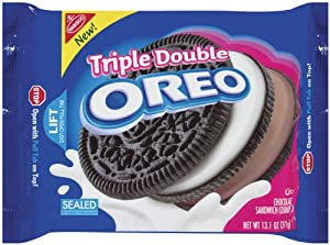 Triple Double Oreos