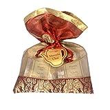 TopQualiTea Masala Chai Whole Leaf Pyramid 10 Tea Bags