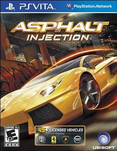 Asphalt Injection