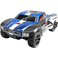 Redcat Racing Blackout Sc Pro 1/10 Scale Brushless Electric Short Course Truck With Waterproof Electronics Vehicle...