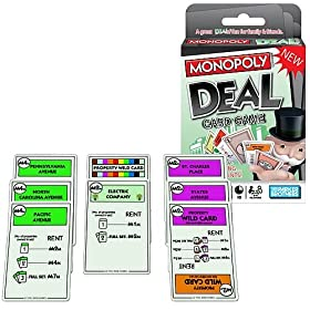 Click to search for Monopoly the card game on eBay!