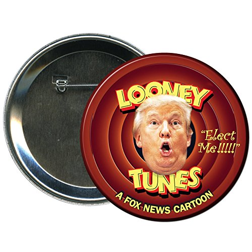 Trump and Clinton Halloween Costumes - Choose Edgy or Funny - Dump Trump Button
