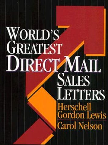 World's Greatest Direct Mail Sales Letters (NTC Business Books)