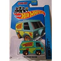 Scooby Doo! The Mystery Machine Hot Wheels 2014 New Models Series #84/250 Scooby Doo Mystery Machine 1:64 Scale...