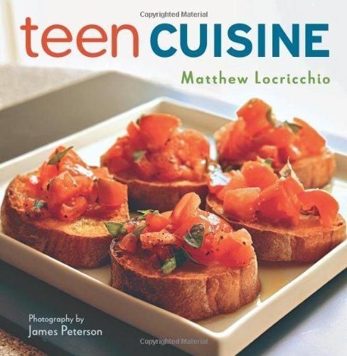 Best Cookbooks for Teens