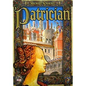 Click to buy Patrician board game from Amazon!