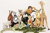 Kari the Kangaroo and Joey | 3 Foot Big Stuffed Animal Plush | Two-Day Guaranteed Shipping from Pennsylvania Available