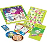 Hooked On Phonics Math Learn To Count Learning Kit