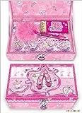 Pecoware Little Dancer Trinket Box with Accessories & Lock