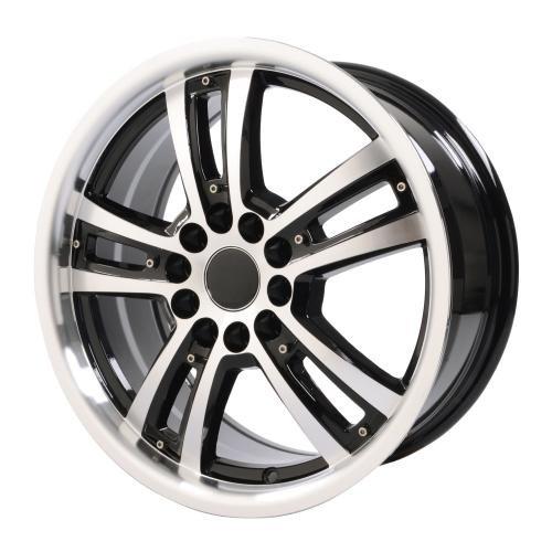 ProLine 184i Black 16×7.0 Wheel (18467591J)