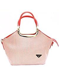 JBLUES Women BLACK PU Handbag - B01JAEBP8W