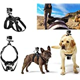 Enjoying Pet Fetch Mounting Harness Dog Fetch Camera Chest Strap Belt Mount For GoPro Hero 2/3/3+/4/SJ4000