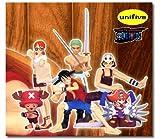 One Piece Motion Figure Trading Figures (ONE RANDOM FIGURE)