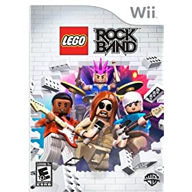 The All-Ages Show – LEGO Rock Band