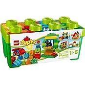 Lego Lego Duplo All In One Box Of Fun Building Set