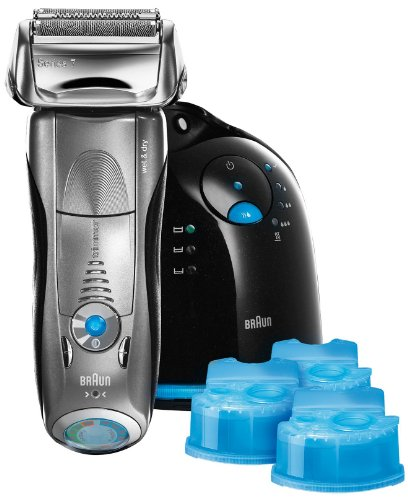 Braun Series 7 799cc-6 Wet & Dry Shaver System Replaces 790cc (Special...
