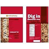 Milk & Honey Granola, Cinnamon Raisin, 16 Oz (Pack Of 6)