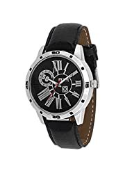 AXE Style Casual Analogue Black Dial Men's Watch - X00000112S_Black