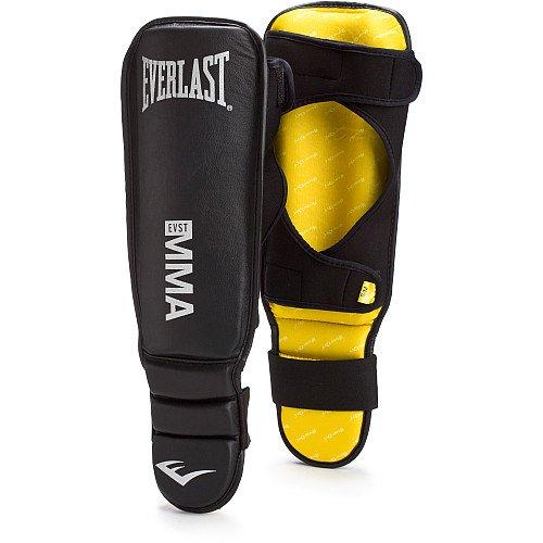 black mixed martial arts shin