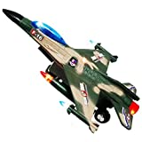 F16 Jets Fighter With Lights & Sound Bump N Go Action, Toy:126