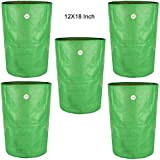 Kraft Seeds Poly Grow Bags For Soil Or Agropeat