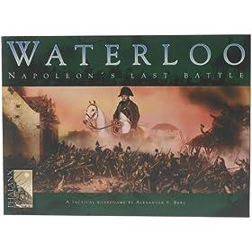 Click to buy Waterloo: Napoleon's Last Battle from Amazon!