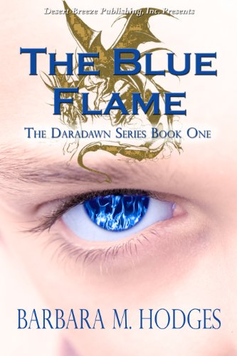Book: Daradawn Book One - The Blue Flame by Barbara M. Hodges