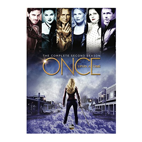 Once Upon a Time: The Complete Second Season [DVD] [Import]