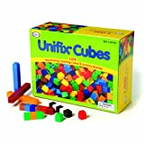 Didax AD30 Unifix Cubes, Set Of 1000