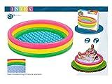 Intex Kiddie Pool - Kid's Summer Sunset Glow Design - 58