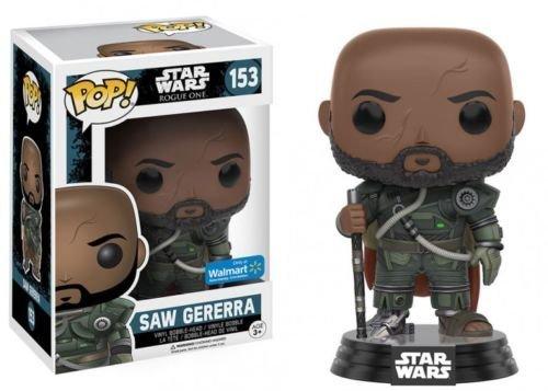 Funko Pop!! Star Wars Rogue One Saw Gererra Walmart Exclusive #153