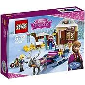 Lego Disney Princess Anna And Kristoff's Sleigh Adventure, Multi Color