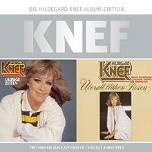 Die Hildegard Knef Album-Edition: 1972-1980, Volume 3: Lausige Zeiten / Überall blühen Rosen