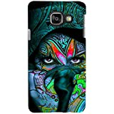 For Samsung Galaxy A7 (2017) Famous Girl ( Famous Girl, Face, Nice Face, Beautiful Face ) Printed Designer Back Case Cover By FashionCops