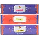 Deepa Traders Powder Incense Sticks (23 Cm X 3 Cm X 23 Cm, Pack Of 150)