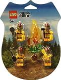 LEGO 853378 レゴ シティ フォレストファイヤー ミニフィギュアセット