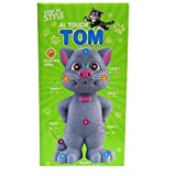 TALKING TOM BATTERY OPERATED TOY WITH SOUND AND LIGHT