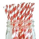 Funcart Cheers Paper Straws (pack Of 25)