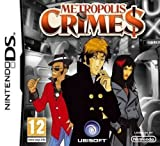 Metropolis Crimes (Nintendo-DS)
