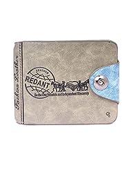 Multi Colour Rich Wallet For Men - B018QWICFI