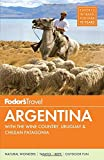 Fodor's Argentina: with all the Wine Nation, Uruguay and Chilean Patagonia (Full-color Journey Guide) - 51VdWgPaLML. SL160