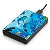 MeSleep Deep Sea Hard Drive Skin