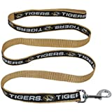 Mirage Pet Products Missouri Tigers Leash For Dogs And Cats, Large