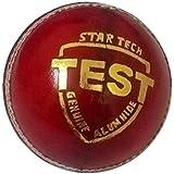 Hoick Super TEST Cricket Leather Ball