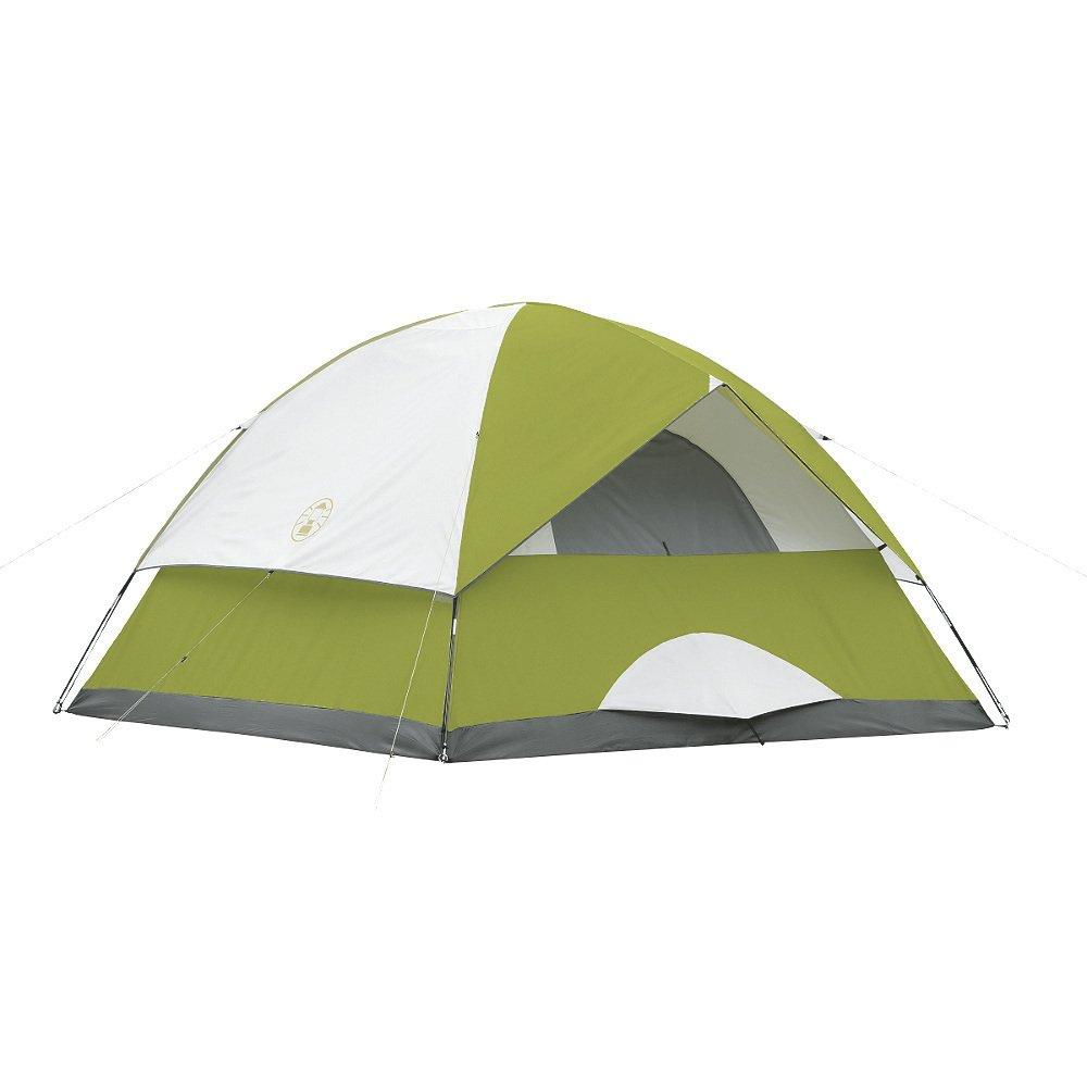 Coleman Sundome 6 Tent reviews