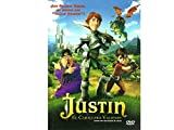 Justin-el Caballero Valiente[justin and the Knights of Valor] NEW DVD Widescreen[region 1&4]