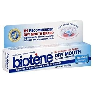 FREE Biotene Mouthwash or Toot...