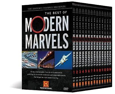Modern Marvels box set