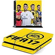 Elton Fifa - 17 Theme 3M Skin Decal VinylSticker For PS4 Playstation 4 Console & 2 Controllers