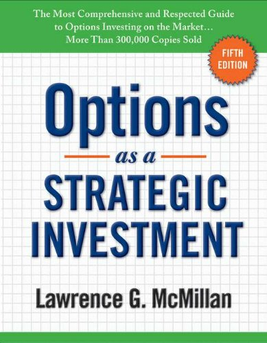 Options as a strategic investment g mcmillan